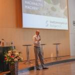 Begrüßung durch Gerd Hansen