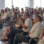 Knapp 200 Besucher im Stuttgarter Rathaus