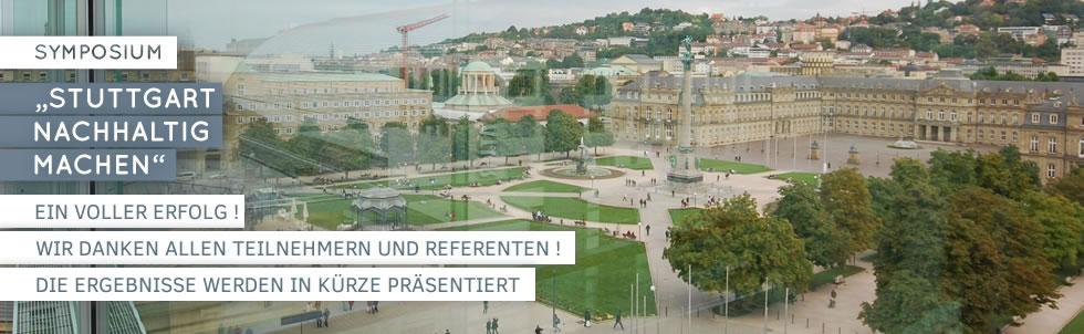 Stuttgart nachhaltig machen